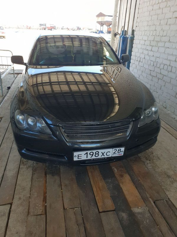 Toyota Mark X, 2005 год, 600 000 руб.