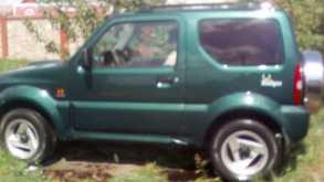 Серебряные Пруды Jimny 2007