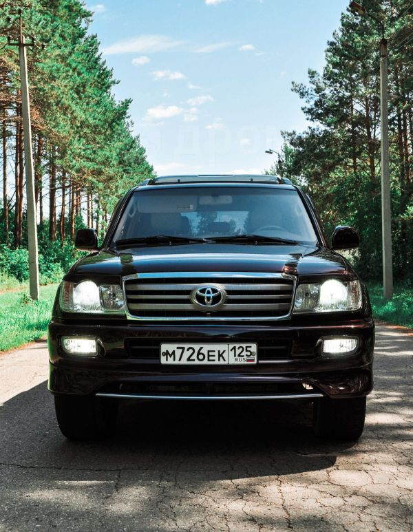 Toyota Land Cruiser, 2005 год, 1 380 000 руб.