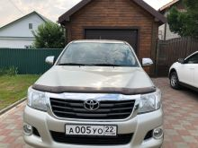 Яровое Hilux Pick Up 2013
