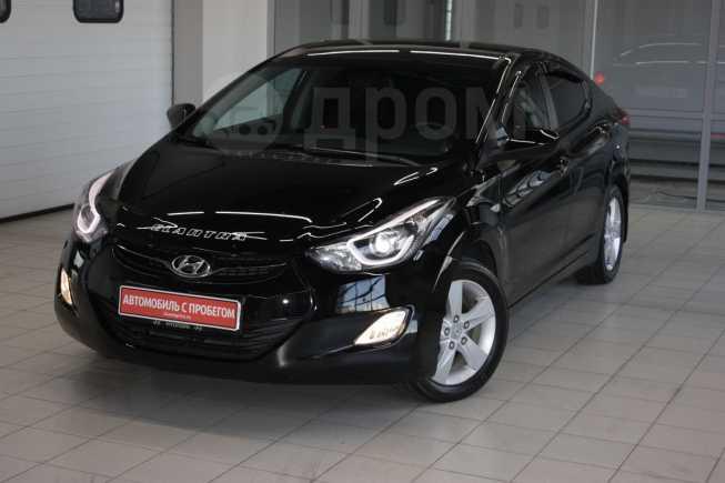 Hyundai Elantra, 2014 год, 757 000 руб.