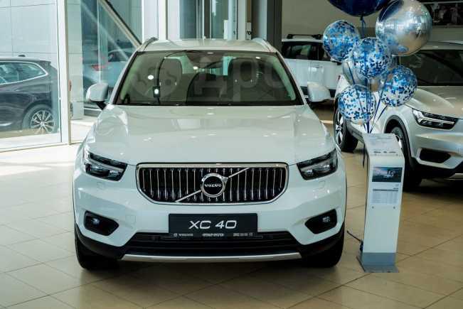 Volvo XC40, 2018 год, 3 095 600 руб.
