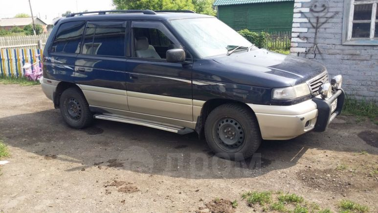 Mazda Efini MPV, 1997 год, 220 000 руб.
