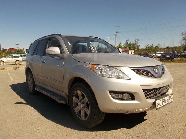Great Wall Hover H5, 2013 год, 630 000 руб.
