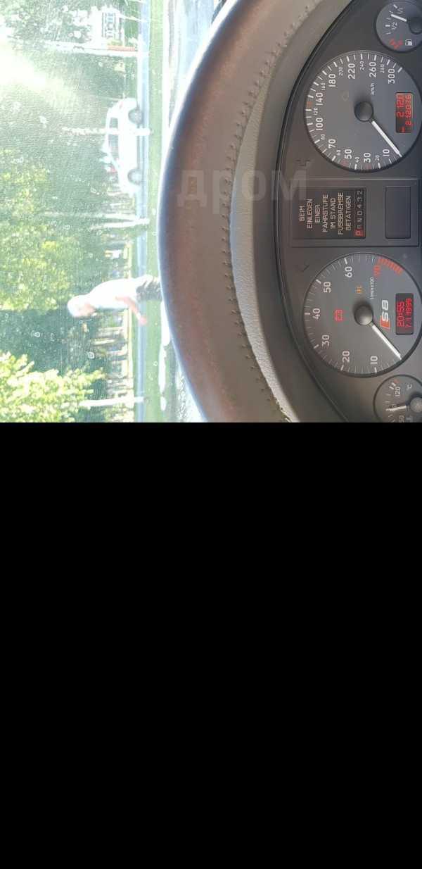 Audi S8, 2001 год, 290 000 руб.