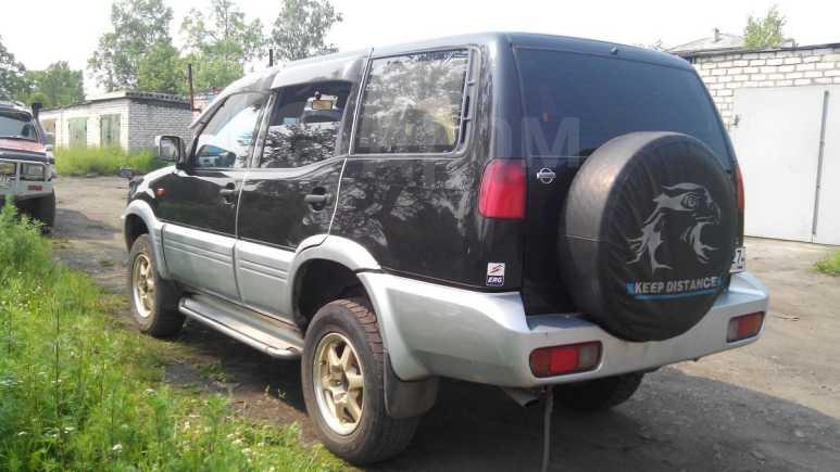 Nissan Mistral, 1996 год, 170 000 руб.