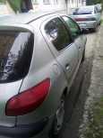 Peugeot 206, 2005 год, 159 000 руб.