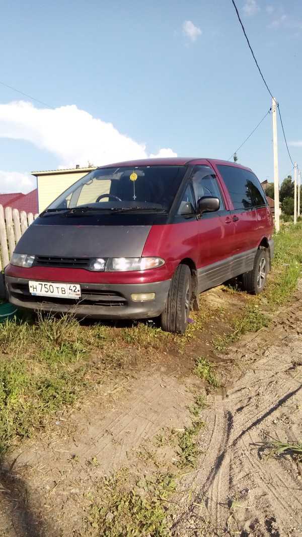 Toyota Estima Lucida, 1993 год, 169 000 руб.