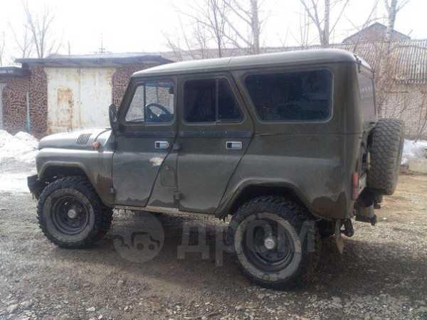 УАЗ 469, 1989 год, 160 000 руб.