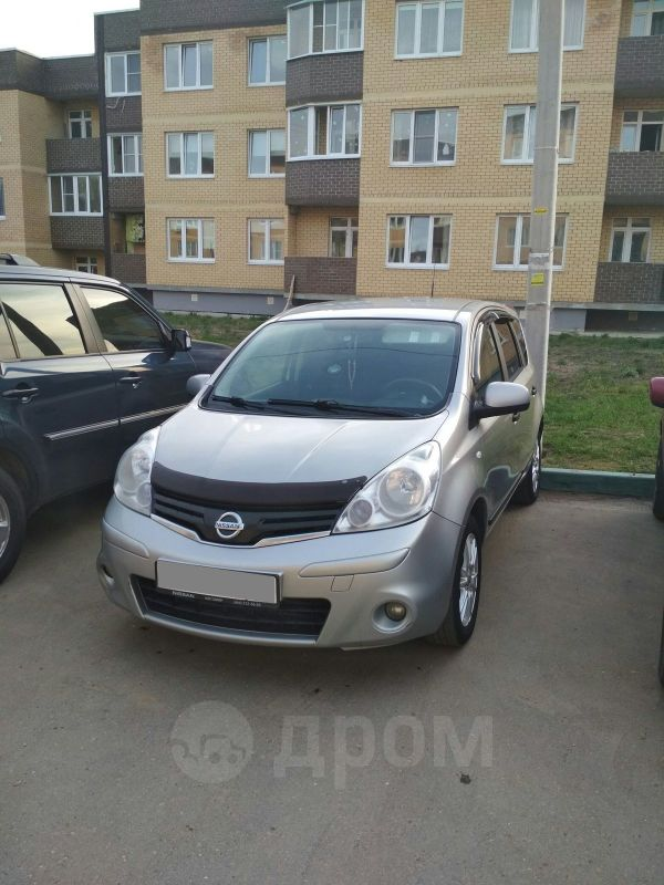 Nissan Note, 2013 год, 475 000 руб.