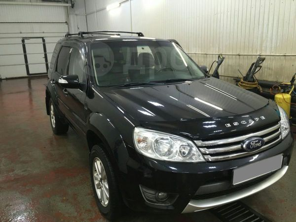 Ford Escape, 2008 год, 520 000 руб.