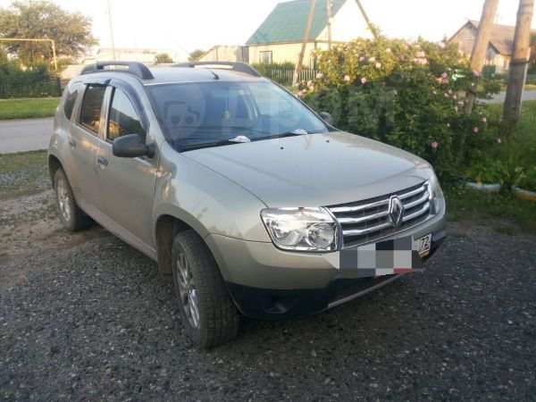 Renault Duster, 2012 год, 520 000 руб.