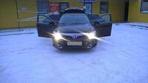 Сыктывкар Toyota Camry 2015