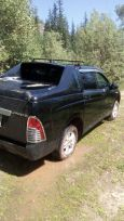 SsangYong Actyon Sports, 2008 год, 415 000 руб.