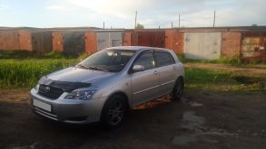 Тобольск Corolla 2003