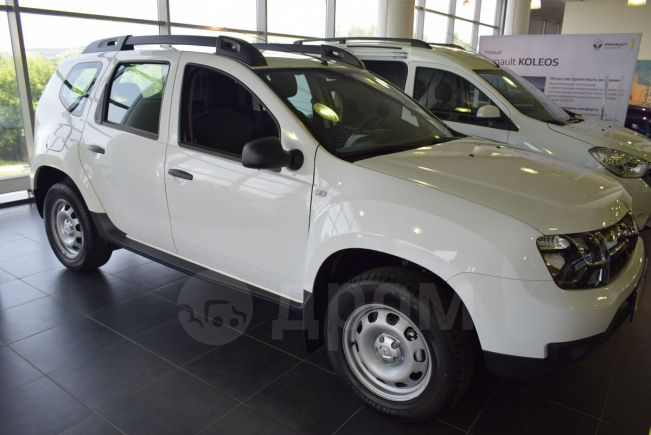 Renault Duster, 2018 год, 849 042 руб.