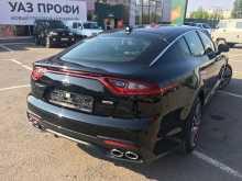 Кемерово Kia Stinger 2018