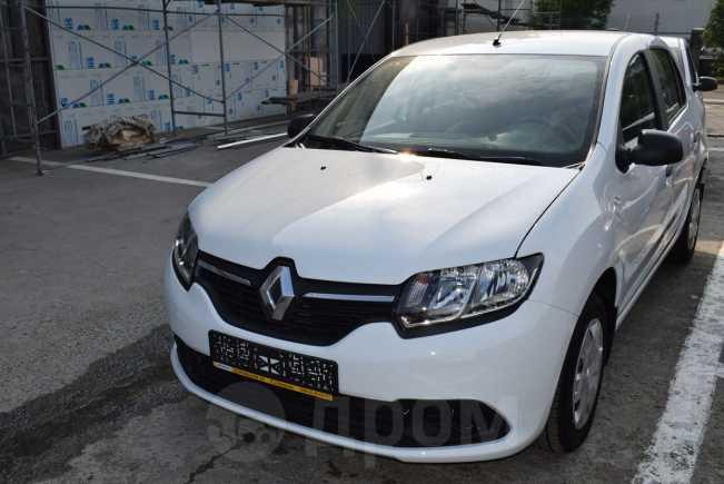 Renault Logan, 2018 год, 676 970 руб.