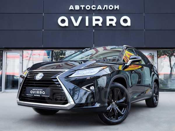 Lexus RX300, 2018 год, 3 226 000 руб.