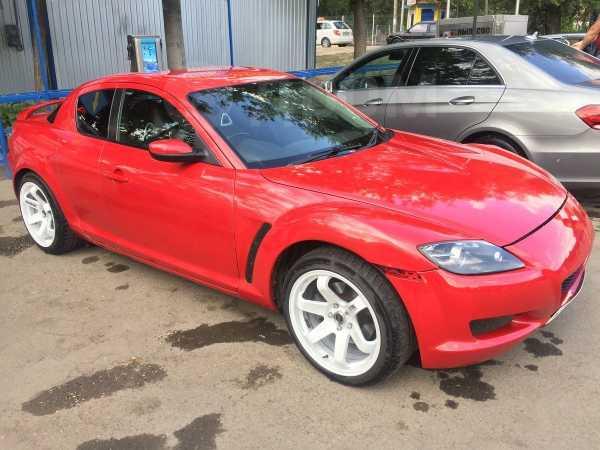 Mazda RX-8, 2003 год, 349 000 руб.