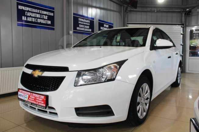 Chevrolet Cruze, 2012 год, 499 900 руб.