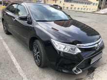 Владивосток Toyota Camry 2017