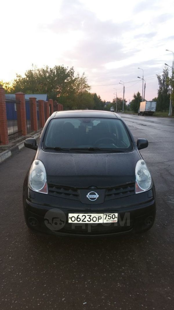 Nissan Note, 2007 год, 295 000 руб.