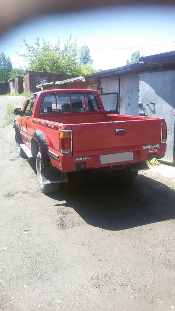Mazda Proceed, 1991 год, 370 000 руб.