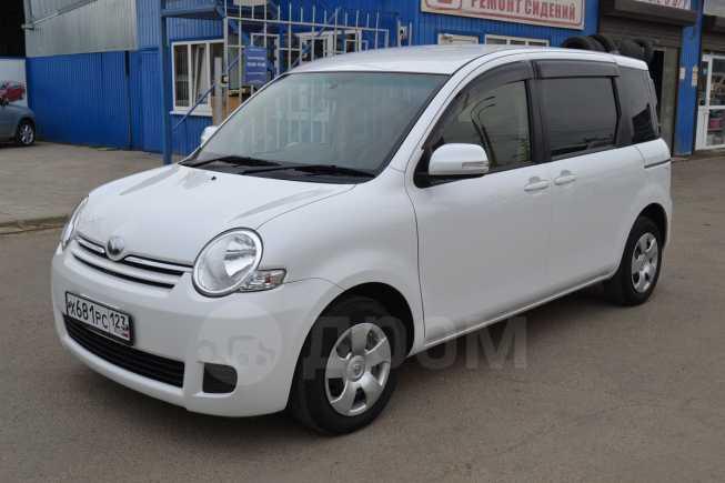 Toyota Sienta, 2013 год, 629 000 руб.