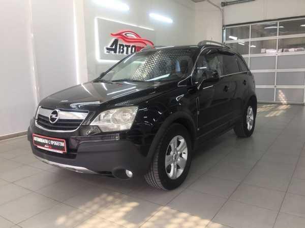 Opel Antara, 2007 год, 577 000 руб.