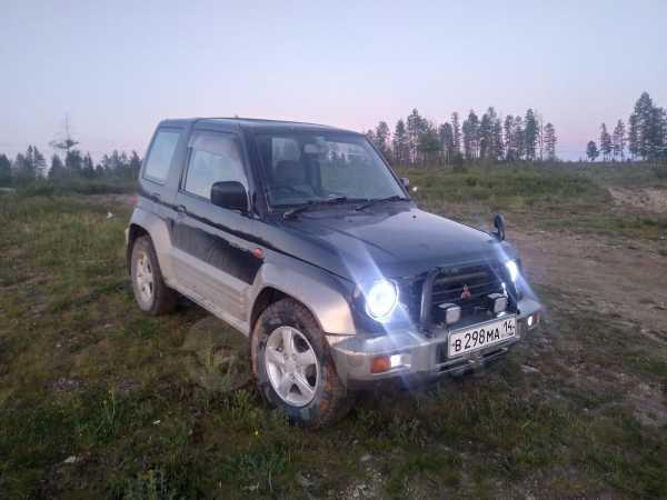 Mitsubishi Pajero Junior, 1996 год, 150 000 руб.