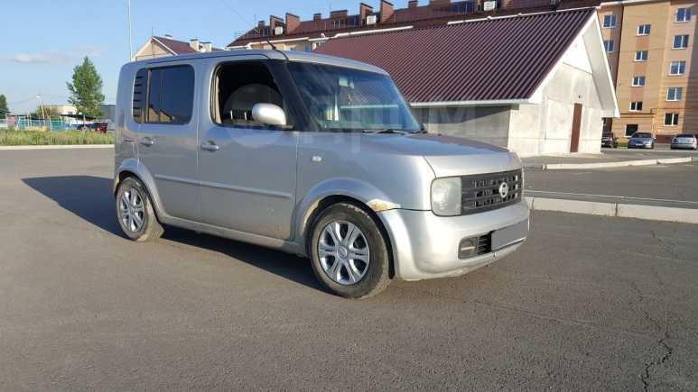 Nissan Cube, 2003 год, 170 000 руб.