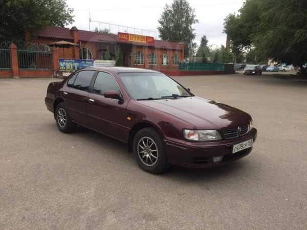 Nissan Maxima, 1998 год, 179 000 руб.