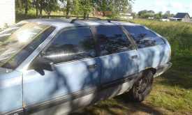 Печоры Audi 100 1988