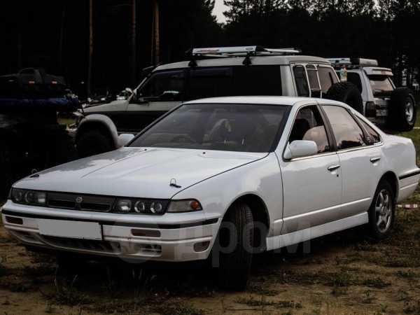 Nissan Cefiro, 1990 год, 180 000 руб.