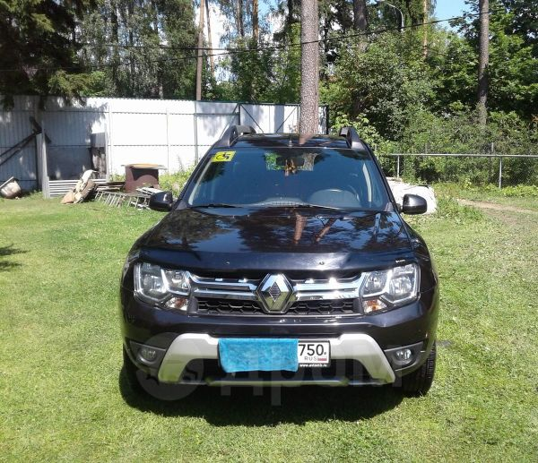 Renault Duster, 2016 год, 830 000 руб.