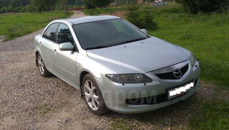 Mazda Mazda6, 2007 год, 270 000 руб.