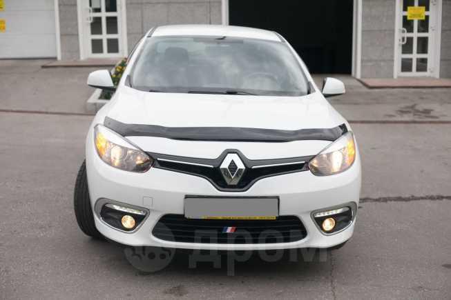 Renault Fluence, 2014 год, 459 000 руб.