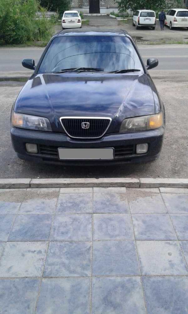 Honda Ascot, 1993 год, 210 000 руб.