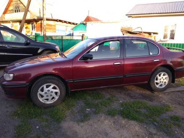 Nissan Maxima, 1995 год, 140 000 руб.