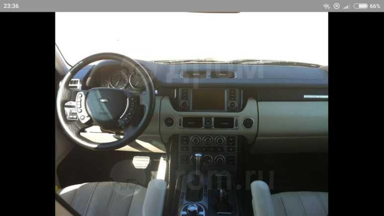 Land Rover Range Rover, 2007 год, 800 000 руб.