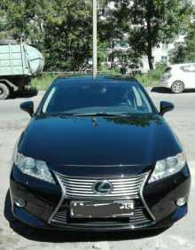 Владивосток Lexus ES250 2012