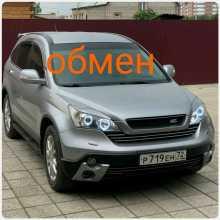 Черногорск Honda CR-V 2008