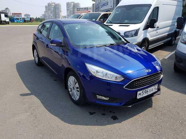 Ford Focus, 2016 год, 770 000 руб.