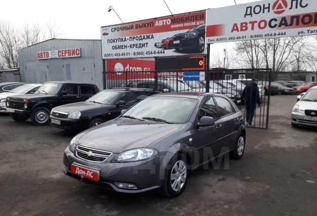 Chevrolet Lacetti, 2012 год, 368 000 руб.