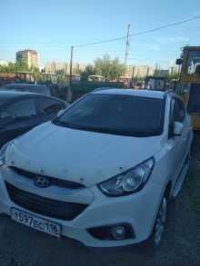 Казань ix35 2013