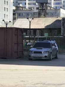 Якутск Forester 2003
