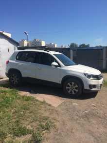 Volkswagen Tiguan, 2011 г., Омск