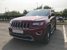 Jeep Grand Cherokee, 2013 г., Красноярск
