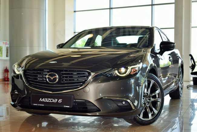 Mazda Mazda6, 2018 год, 1 793 600 руб.
